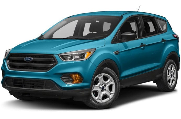 2017 ford escape named best compact suv by. Black Bedroom Furniture Sets. Home Design Ideas