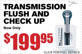 Transmission Flush Service Specials Duluth GA
