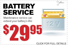 Battery Service Specials Duluth GA