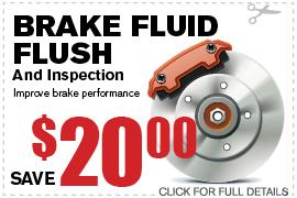 Brake Flush Service Specials Duluth GA