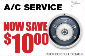 Ford A/C Repair & Service Specials Duluth GA