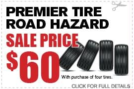 Road Hazard Tire Service Specials Duluth GA