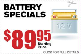 Ford Battery Specials Duluth GA