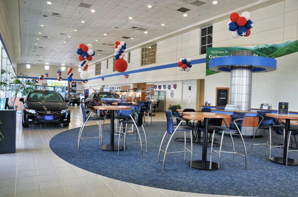 Gwinnett place honda duluth car dealer serving atlanta for Gwinnett place honda service