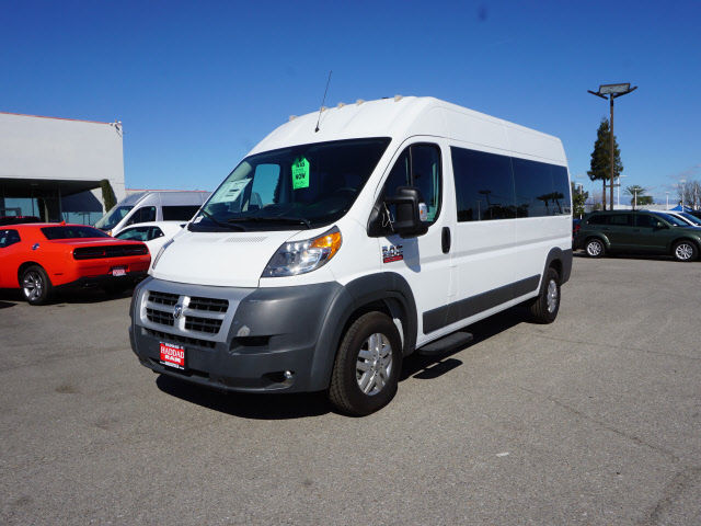 2014 Ram Promaster 2500 Window Van High Roof Van