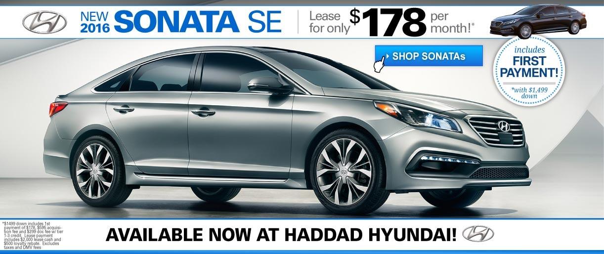 Grossinger Toyota North >> Hyundai Sonata Lease Deals – Lamoureph Blog