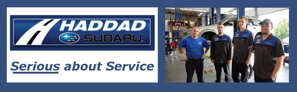 Subaru Service In Pittsfield Haddad Subaru Auto Repair