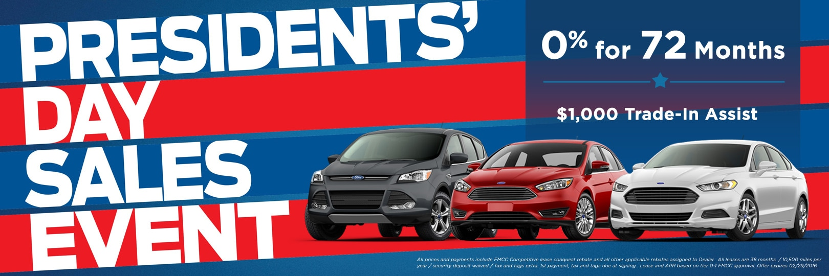Best Presidents Day Car Sales