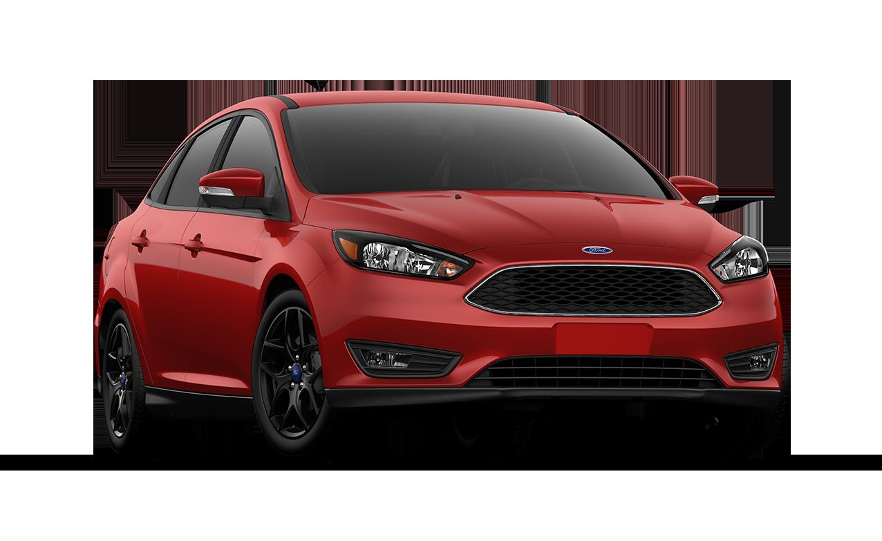 2018 Ford Focus SE Luxury Hot Pepper