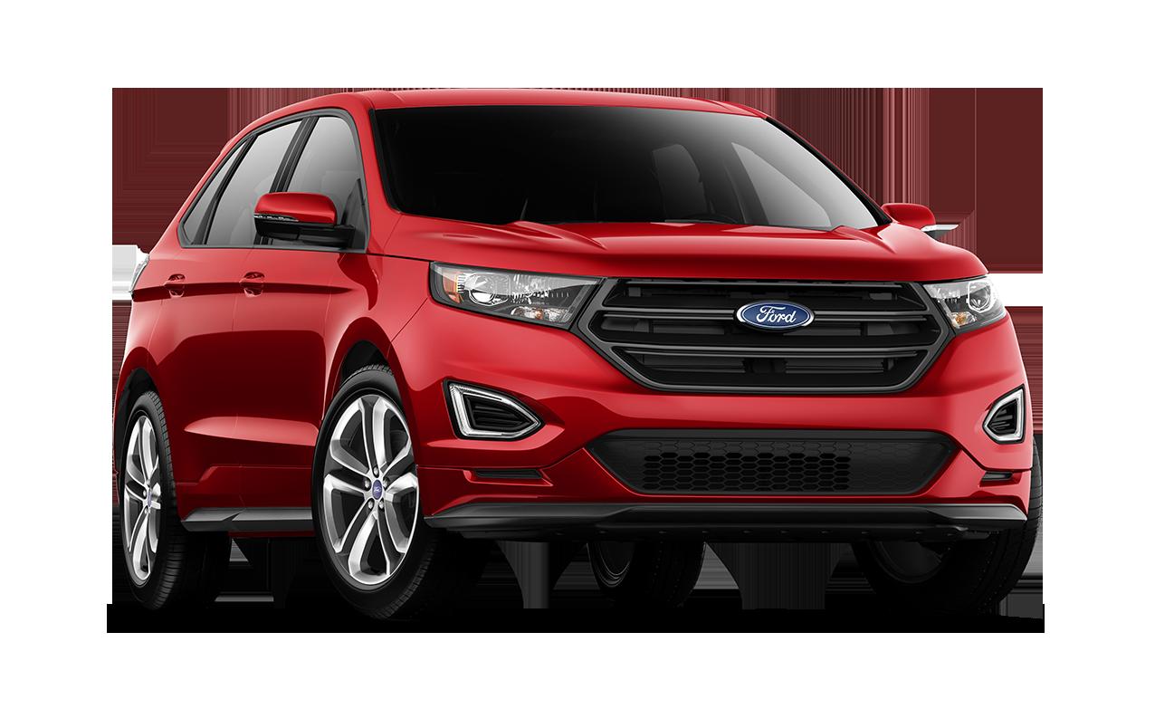 2018 Ford Esge Sport Ruby Red