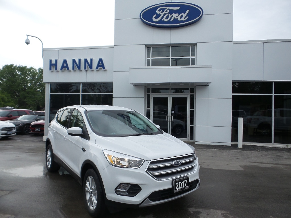 2017 Ford Escape 0% FINANCING! SE *200A* 4WD 2.0L ECOBOOST SUV