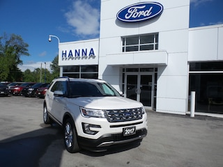2017 Ford Explorer 0% FINANCING! LIMITED 4WD *301A* 3.5L V6 GAS SUV