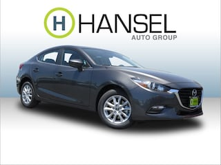 New 2017 Mazda Mazda3 Sport Sedan 3MZBN1U79HM153666 for sale in Santa Rosa, CA at Hansel Mazda