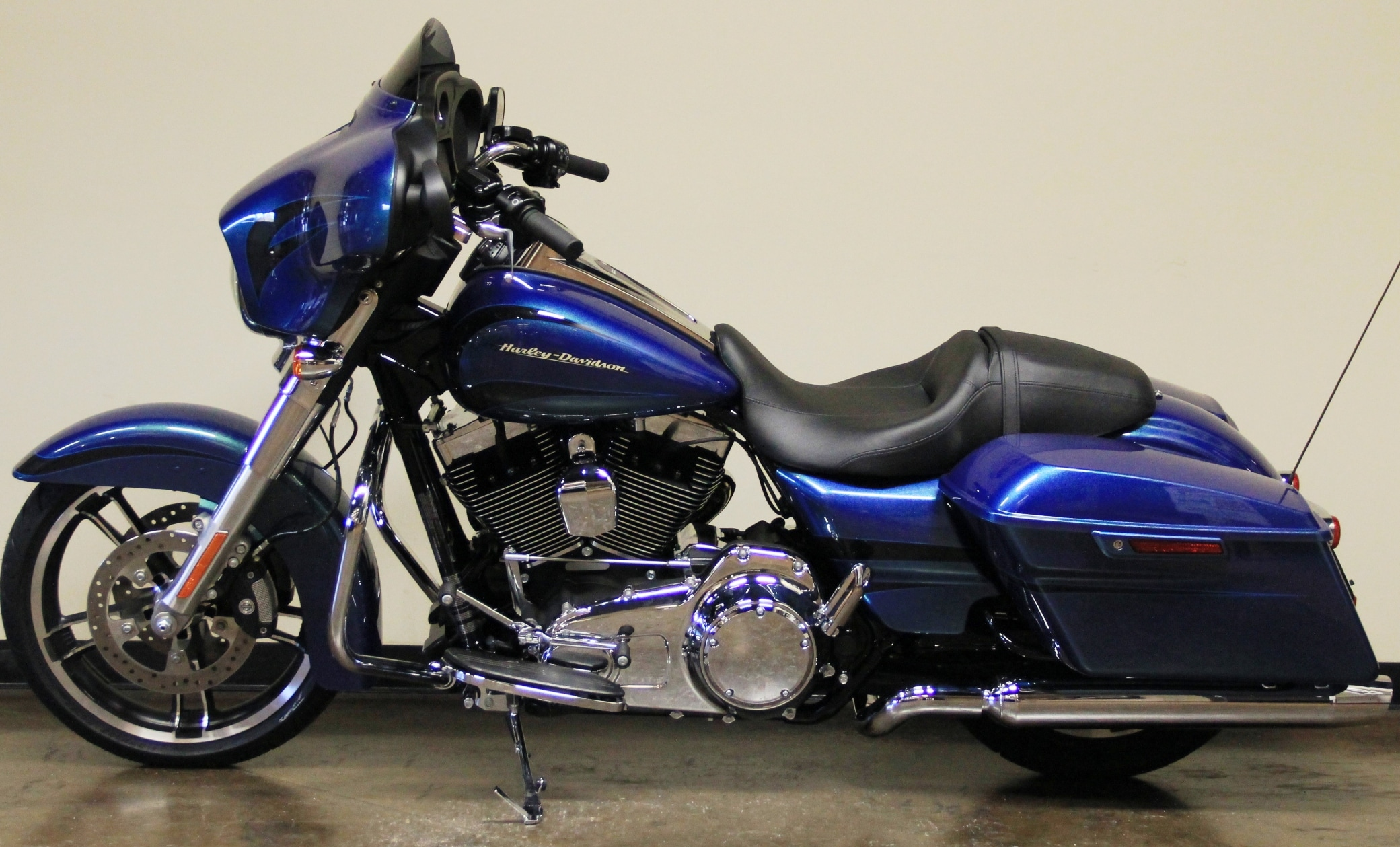 2014 Street Glide with Tour Pack