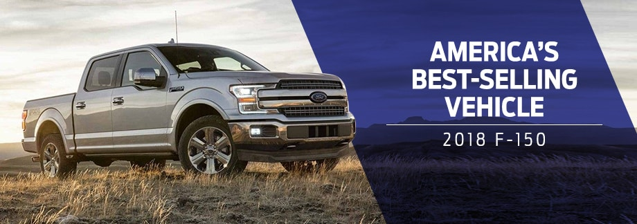 The 2018 F-150 is available at Zeigler Plainwell Ford near Kalamazoo, MI