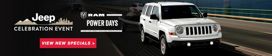 Harr Chrysler Jeep Dodge Ram Sales Event