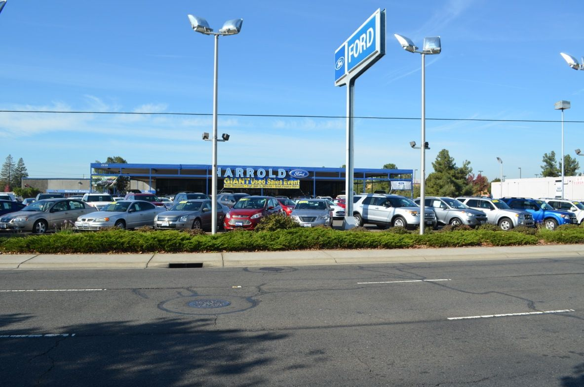 Ford Dealer near Fair Oaks CA
