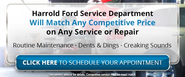 Ford Service Center serving Sacramento CA