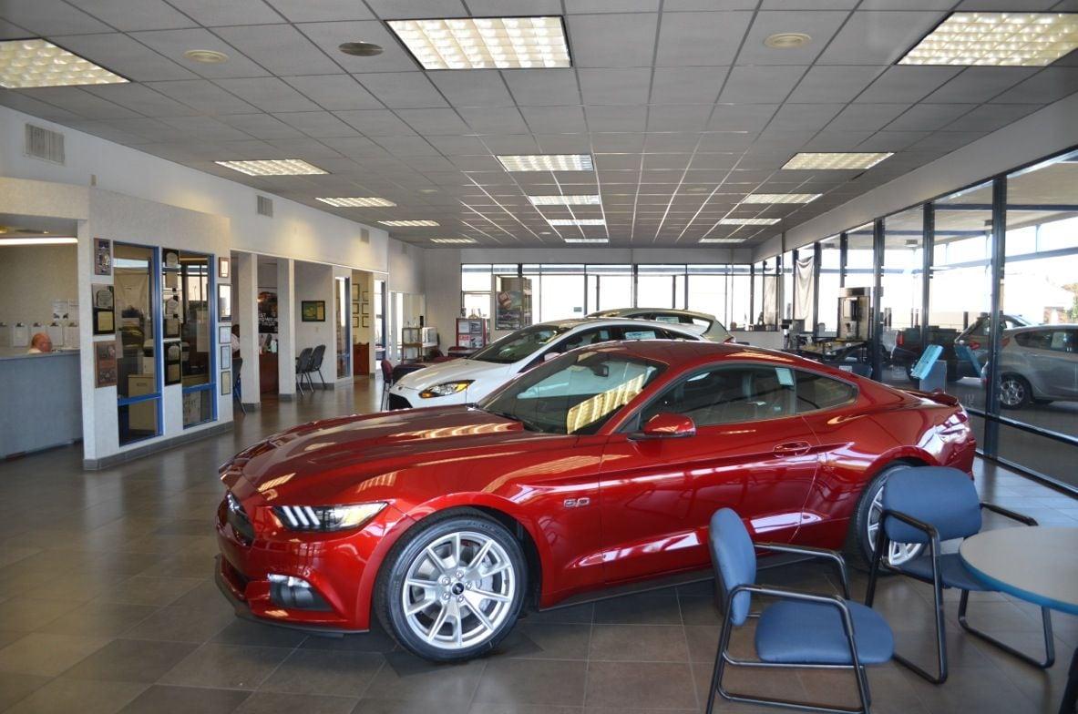 Virtual Ford Showroom near Oakland