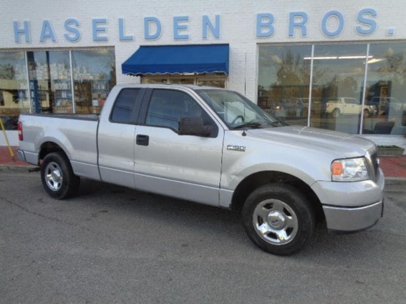 2008 Ford F-150 Extended Cab Truck