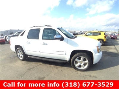 2008 Chevrolet Avalanche 1500 Truck