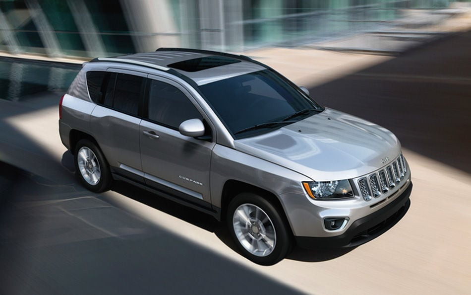 2016 Jeep Compass Hemet CA