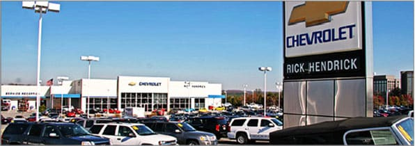 Hendrick Automotive Group New Volkswagen Lexus Volvo