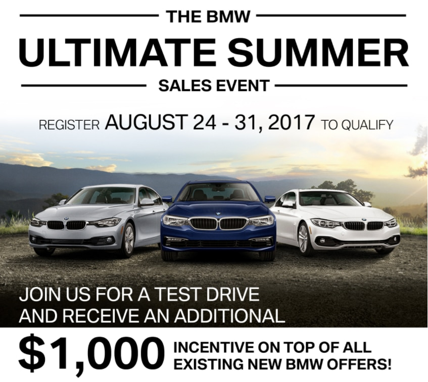 New BMW Dealership In Charlotte