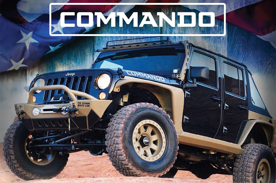 Custom Jeep Commando Birmingham AL