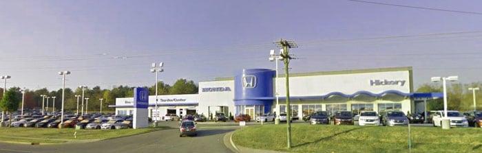 About Hendrick Honda Hickory | New Honda and Used Car ...