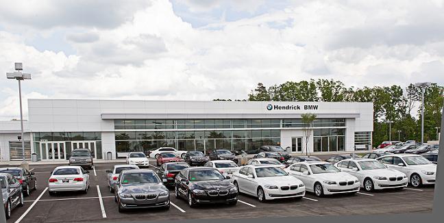 Charlotte bmw dealer about hendrick bmw northlake for Hendrick motors used cars