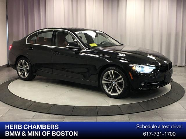 Pre-Owned 2016 BMW 340i xDrive
