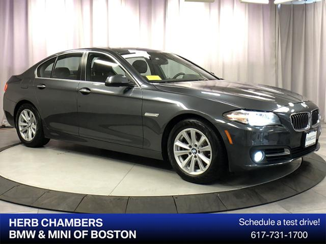 Pre-Owned 2016 BMW 528i xDrive AWD