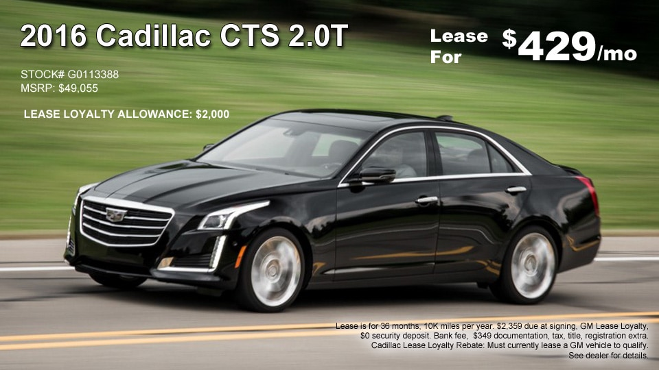 Herb Chambers CADILLAC of Lynnfield, MA | New & Used ...
