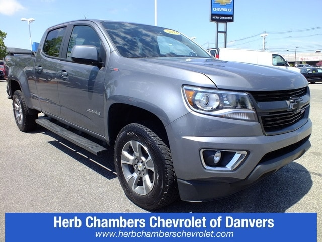 Diesel Trucks For Sale Colorado >> Pre Owned 2019 Chevrolet Colorado 4wd Z71 2 8l Diesel