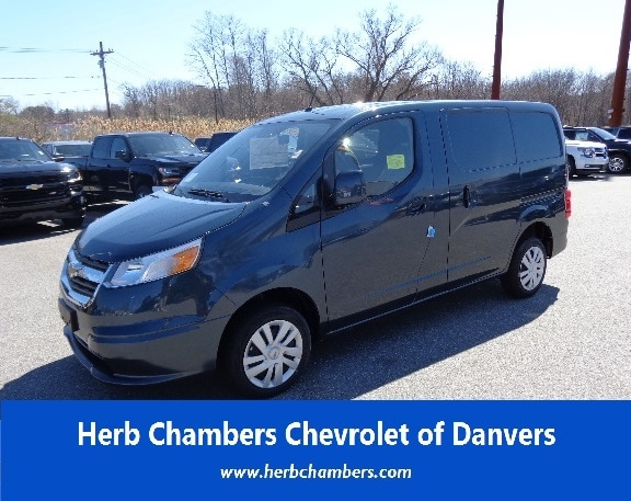 Used 2015 Chevrolet City Express 1LT Van for sale in the Boston MA area