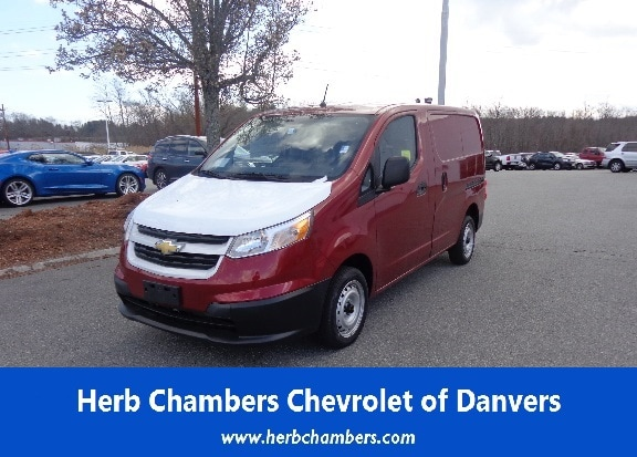 Used 2015 Chevrolet City Express 1LS Van for sale in the Boston MA area