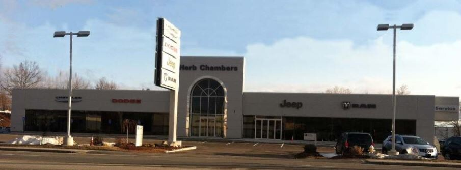 Herb Chambers Chrysler Dodge Jeep Ram FIAT Danvers