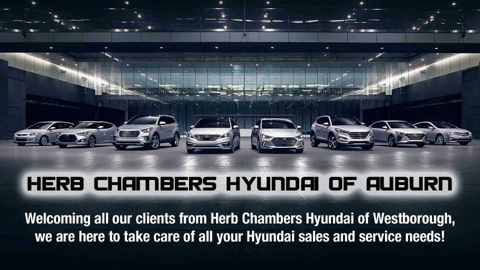 New Hyundai & Used Car Dealer in Auburn, MA