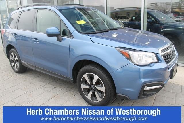 Pre-Owned 2017 Subaru Forester Premium