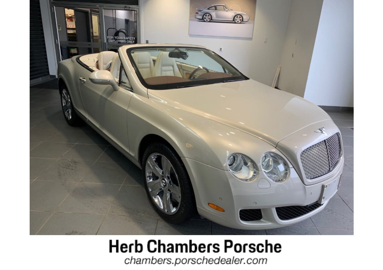 Pre-Owned 2010 Bentley Continental GTC