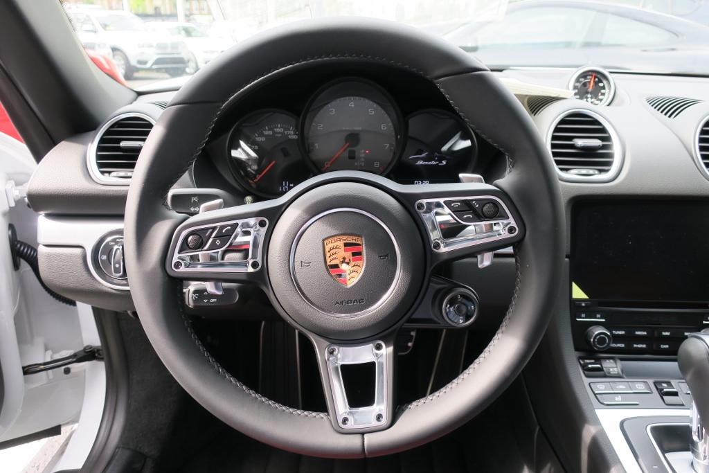 2018 porsche boxster review. Unique Porsche New 2018 Porsche 718 Boxster S Convertible In Boston Throughout Porsche Boxster Review E