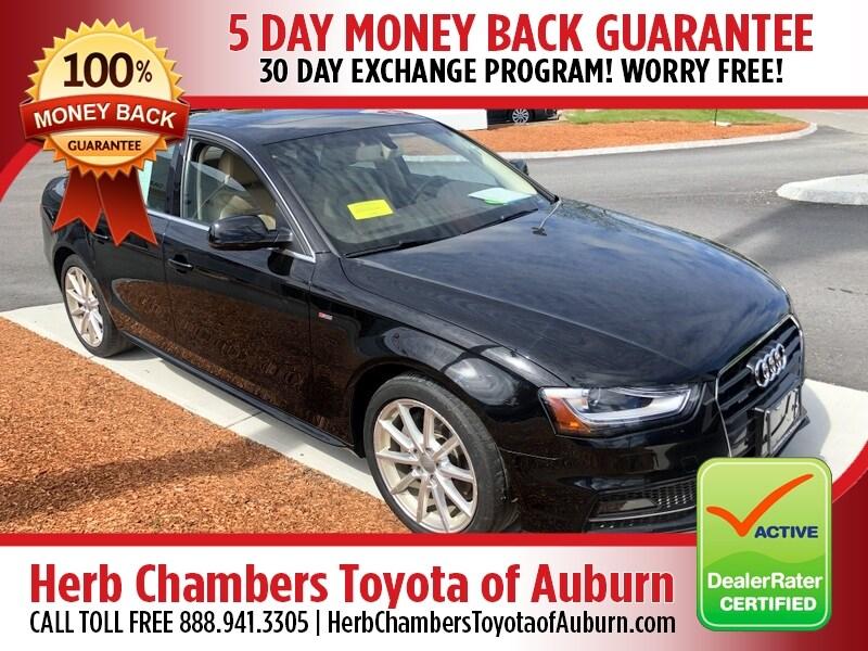 Pre-Owned 2015 Audi A4 Premium Plus