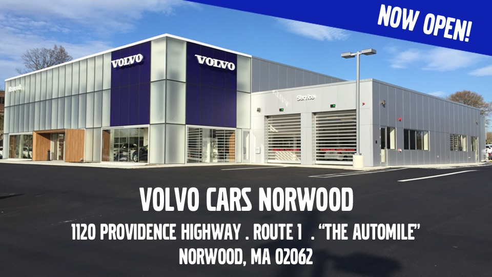 Volvo Service Center in Norwood, MA