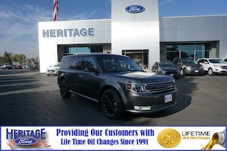 2018 Ford Flex LIMITED Limited EcoBoost AWD