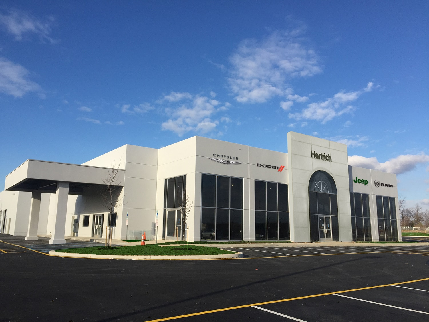 About Hertrich Chrysler Dodge Jeep Ram Of Elkton