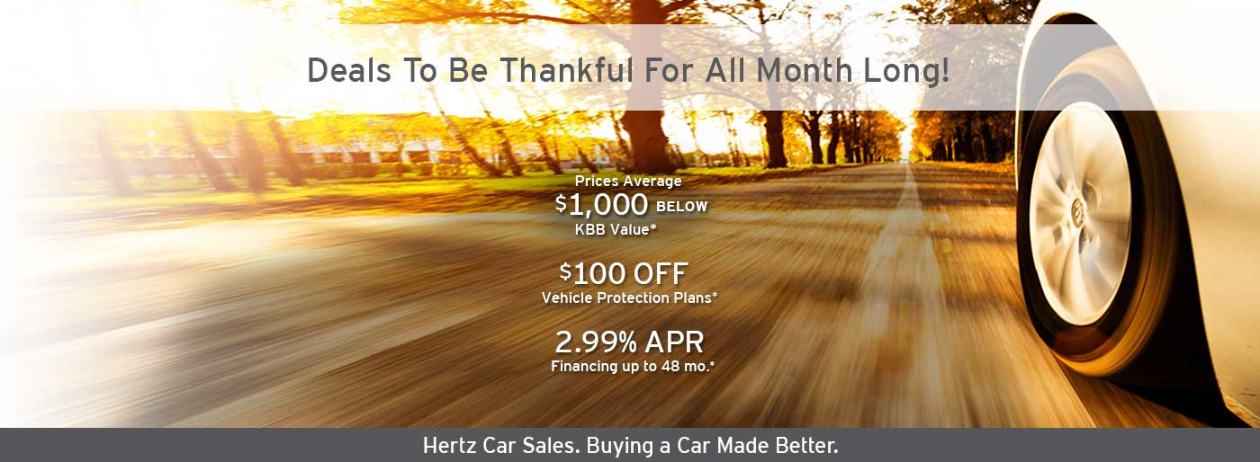 Hertz Car Sales Bensalem Used Dealership In Bensalem Pa