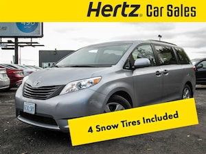 2016 Toyota Sienna 7 Seat, 3.5L V6, Auto, Rearview Camera, Power Grou