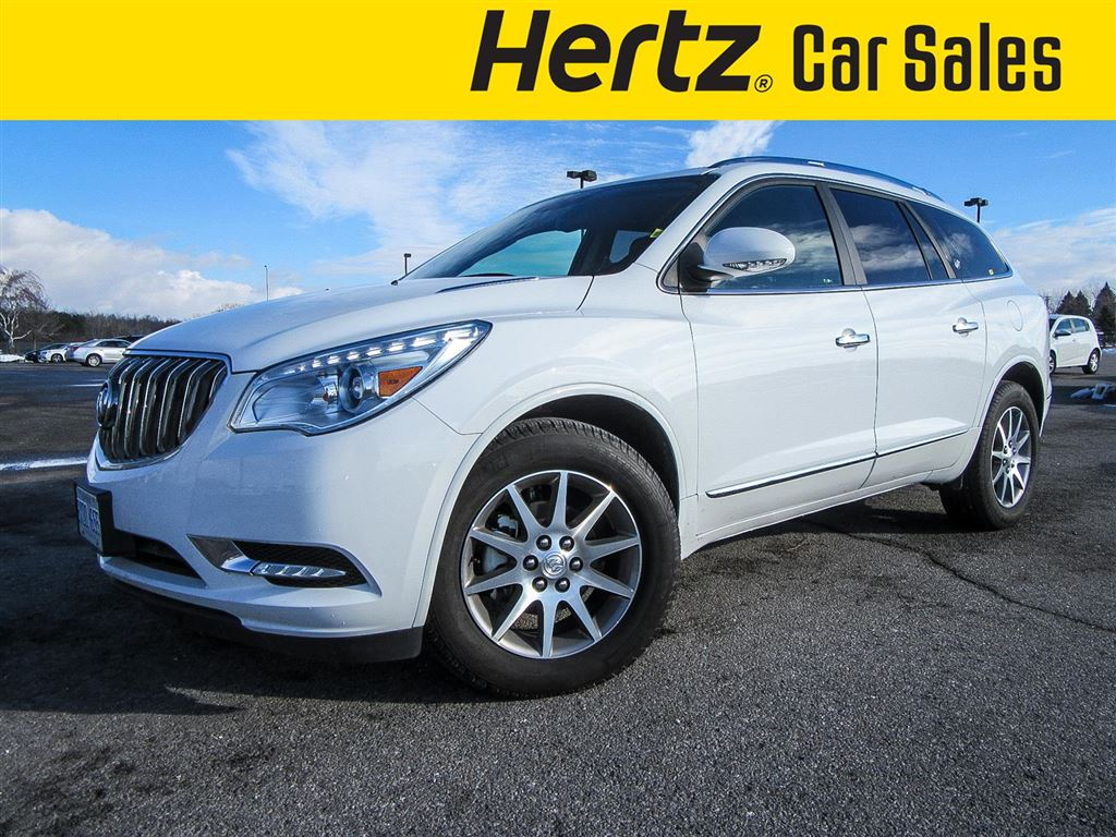 2016 Buick Enclave AWD, 3.6L V6, 7 Seat, DUAL PANEL MOONROOF, REMOTE SUV