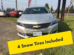 2016 Chevrolet Impala 2LT V6...REMOTE START, CLIMATE CONTROL Sedan